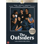 The Outsiders (DK-import) (DVD)