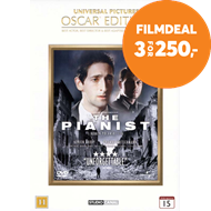 Produktbilde for Pianisten (DK-import) (DVD)