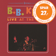 Produktbilde for Live At The Regal (CD)