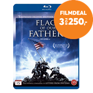 Produktbilde for Flags Of Our Fathers (DK-import) (BLU-RAY)