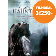 Produktbilde for An American Haunting (DK-import) (DVD)