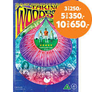 Produktbilde for Taking Woodstock (DK-import) (DVD)