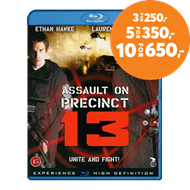 Produktbilde for Assault On Precinct 13 (DK-import) (BLU-RAY)