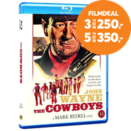 Produktbilde for The Cowboys (DK-import) (BLU-RAY)