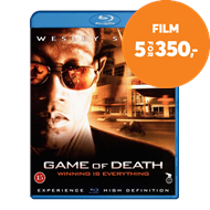 Produktbilde for Game Of Death (DK-import) (BLU-RAY)