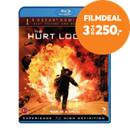Produktbilde for The Hurt Locker (DK-import) (BLU-RAY)