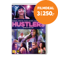 Produktbilde for Hustlers (DVD)