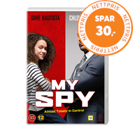 Produktbilde for My Spy (DVD)