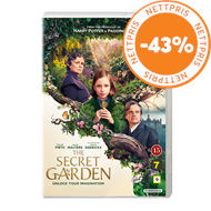 Produktbilde for The Secret Garden (2020) (DVD)