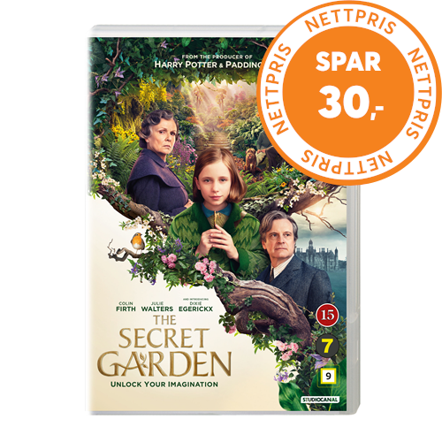 The Secret Garden (2020) (DVD)