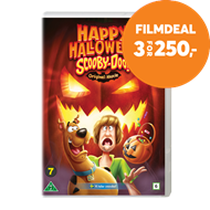Produktbilde for Happy Halloween, Scooby-Doo! (DVD)