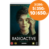Produktbilde for Radioactive (DVD)