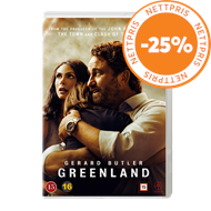 Produktbilde for Greenland (DVD)