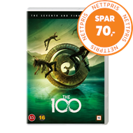 Produktbilde for The 100 - Sesong 7 (DVD)