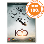 Produktbilde for The 100 - Sesong 1-7 - The Complete Series (DVD)