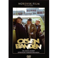 Produktbilde for Olsenbanden Og Data-Harry Sprenger Verdensbanken (DVD)