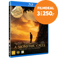 Produktbilde for A Monster Calls (BLU-RAY)