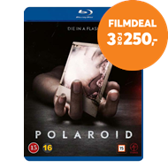 Produktbilde for Polaroid (BLU-RAY)