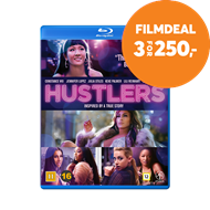 Produktbilde for Hustlers (BLU-RAY)