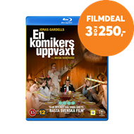 Produktbilde for En Komikers Uppväxt / En Komikers Oppvekst (BLU-RAY)