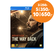 Produktbilde for The Way Back (2020) (BLU-RAY)