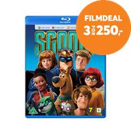 Produktbilde for Scoob! (BLU-RAY)