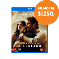 Produktbilde for Greenland (BLU-RAY)