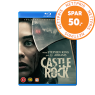 Produktbilde for Castle Rock - Sesong 2 (BLU-RAY)