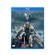 Produktbilde for Vikings - Sesong 6 - Del 1 (BLU-RAY)
