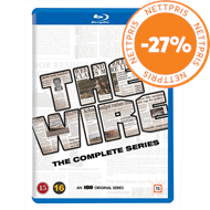 Produktbilde for The Wire - Den Komplette Serien (BLU-RAY)