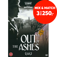 Produktbilde for Out Of The Ashes (DVD)