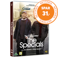Produktbilde for The Specials / De Usedvanlige (DVD)