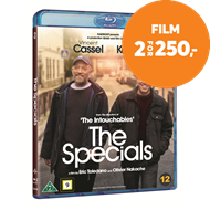 Produktbilde for The Specials / De Usedvanlige (BLU-RAY)