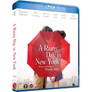 Produktbilde for A Rainy Day In New York (BLU-RAY)