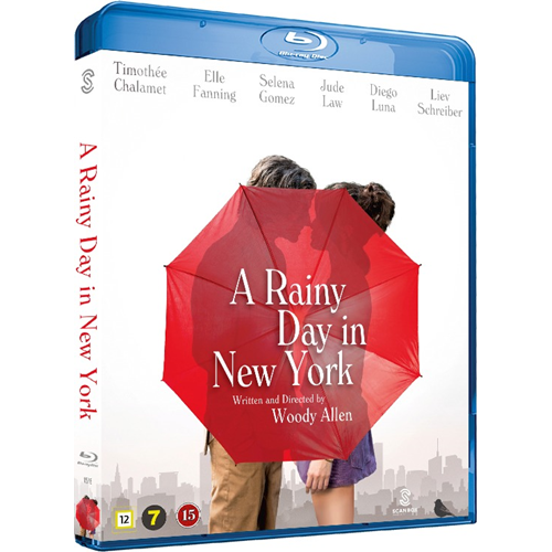 A Rainy Day In New York (BLU-RAY)
