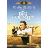 Produktbilde for The Big Country (UK-import) (DVD)