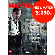 Produktbilde for Max Manus (DVD)
