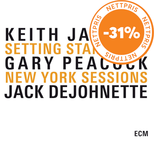 Setting Standards - New York Sessions (3CD)