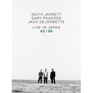 Produktbilde for Keith Jarrett - Live In Japan 93/96 (DVD)