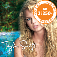 Produktbilde for Taylor Swift (CD)
