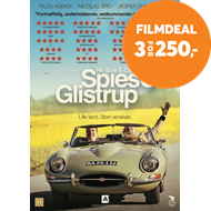 Produktbilde for Spies Og Glistrup (DK-import) (DVD)