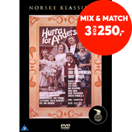 Produktbilde for Hurra For Andersens (DVD)