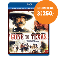 Produktbilde for Gone To Texas (BLU-RAY)