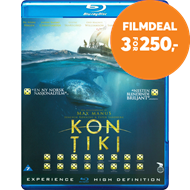 Produktbilde for Kon-Tiki (2012) (BLU-RAY)