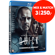 Produktbilde for Quick (BLU-RAY)