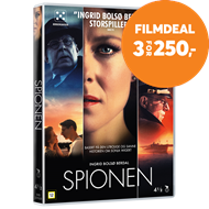 Produktbilde for Spionen (DVD)