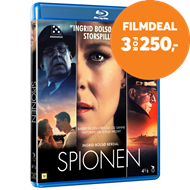 Produktbilde for Spionen (BLU-RAY)
