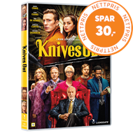 Produktbilde for Knives Out (DVD)