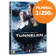 Produktbilde for Tunnelen (DVD)