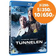 Produktbilde for Tunnelen (BLU-RAY)